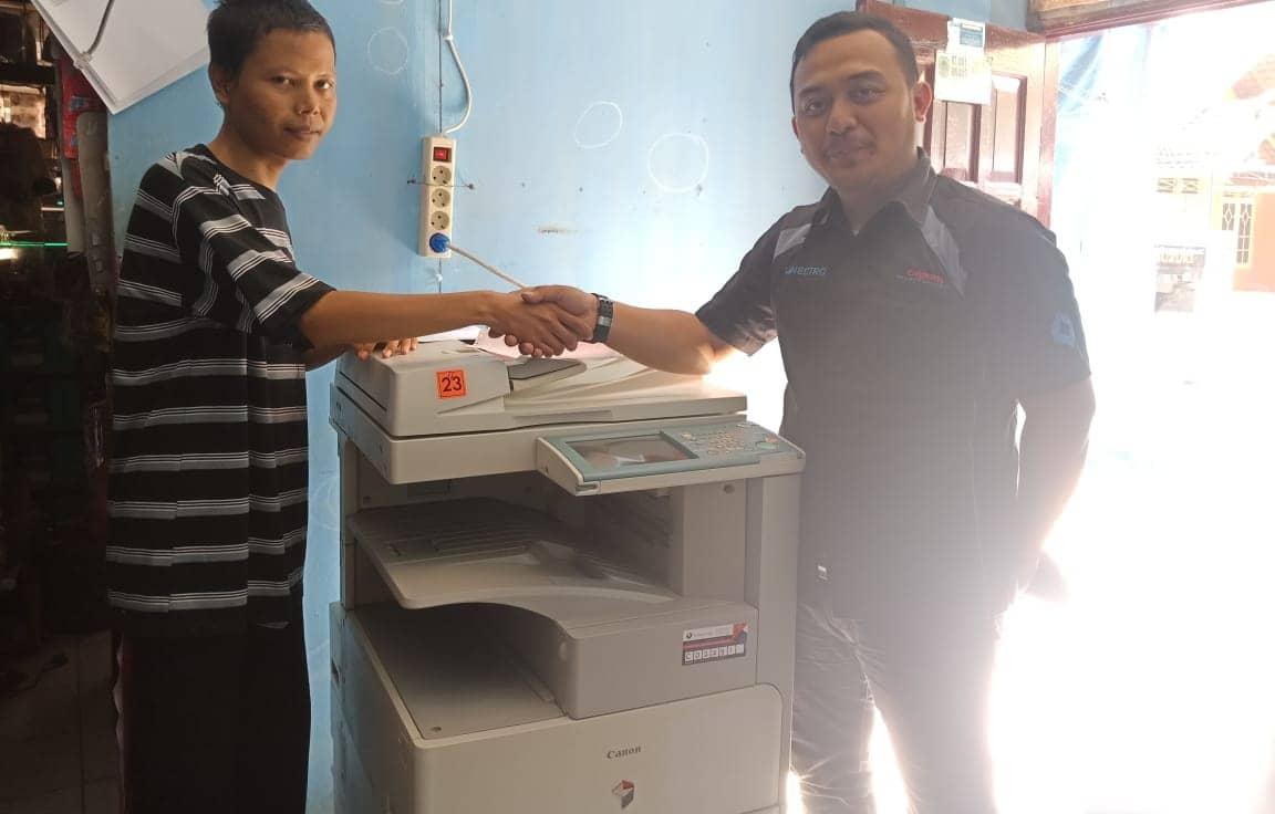 Pengiriman Penjualan Mesin Fotocopy Mesin Fotocopy Canon Ir 3245| 3235 Milik Bp. Heri