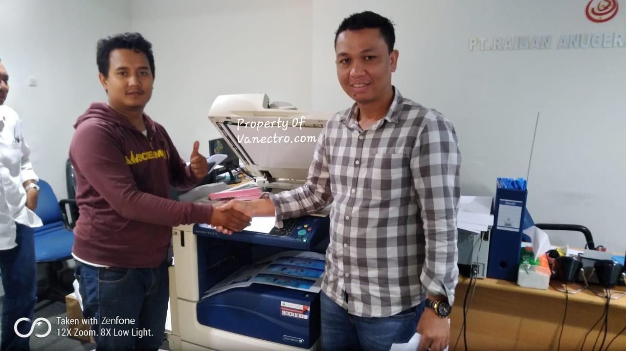 Pengiriman Penjualan Mesin Fotocopy Mesin Fotocopy Docucentre Iv C 3370 | 4470 | 5570 Milik Pt. Evindo Artha Gemilang