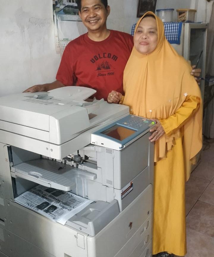 Pengiriman Penjualan Mesin Fotocopy Mesin Fotocopy Canon Ir 3245 | 3235 - Paket Usaha Fotocopy Termurah Milik Bp. Irwan