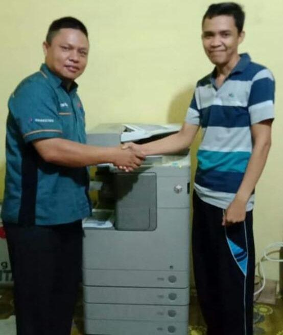 Pengiriman Penjualan Mesin Fotocopy Mesin Fotocopy Canon Ira 4035 | 4235 - Paket Usaha Fotocopy Milik Bp. Rizal