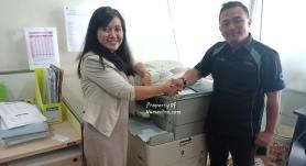 pembeli Pt. Pratama Expresindo - Kelapa gading - Jakarta Utara