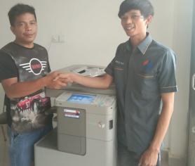 pembeli Bp. Dahrizal - Pesisir Selatan - Sumatera Barat