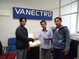 pembeli Bp. Syahrul - Makasar - Sulawesi Selatan
