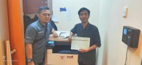 DocuCentre SC2022 - Mesin Fotocopy Warna