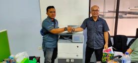 Sewa Mesin Fotocopy - Canon IR 1730 - Jakarta Timur, Barat, Selatan, Utara