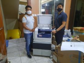 DocuCentre S2320 CPS | 1 Rak + Meja