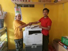 Penjualan Mesin Fotocopy  Canon IR 2004N + DADF - Tangerang-BANTEN