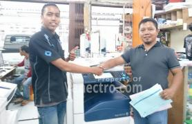 Penjualan Mesin Fotocopy Fujixerox DocuCentre IV C 3370 - Jakarta Timur - DKI JAKARTA