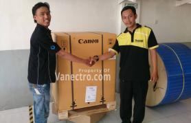 Canon IR 2525 + Platten