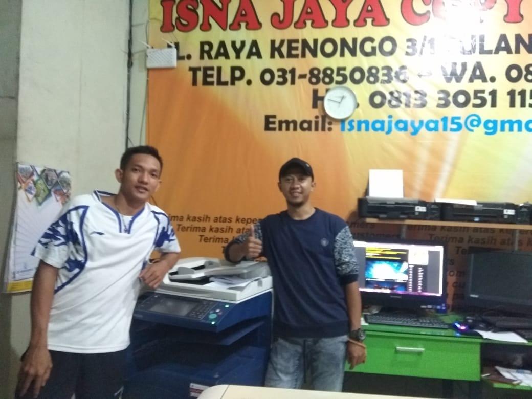 Pengiriman Penjualan Mesin Fotocopy Mesin Fotocopy Docucentre Iv C 3370 | 4470 | 5570 Milik Isna Jaya Copy Centre