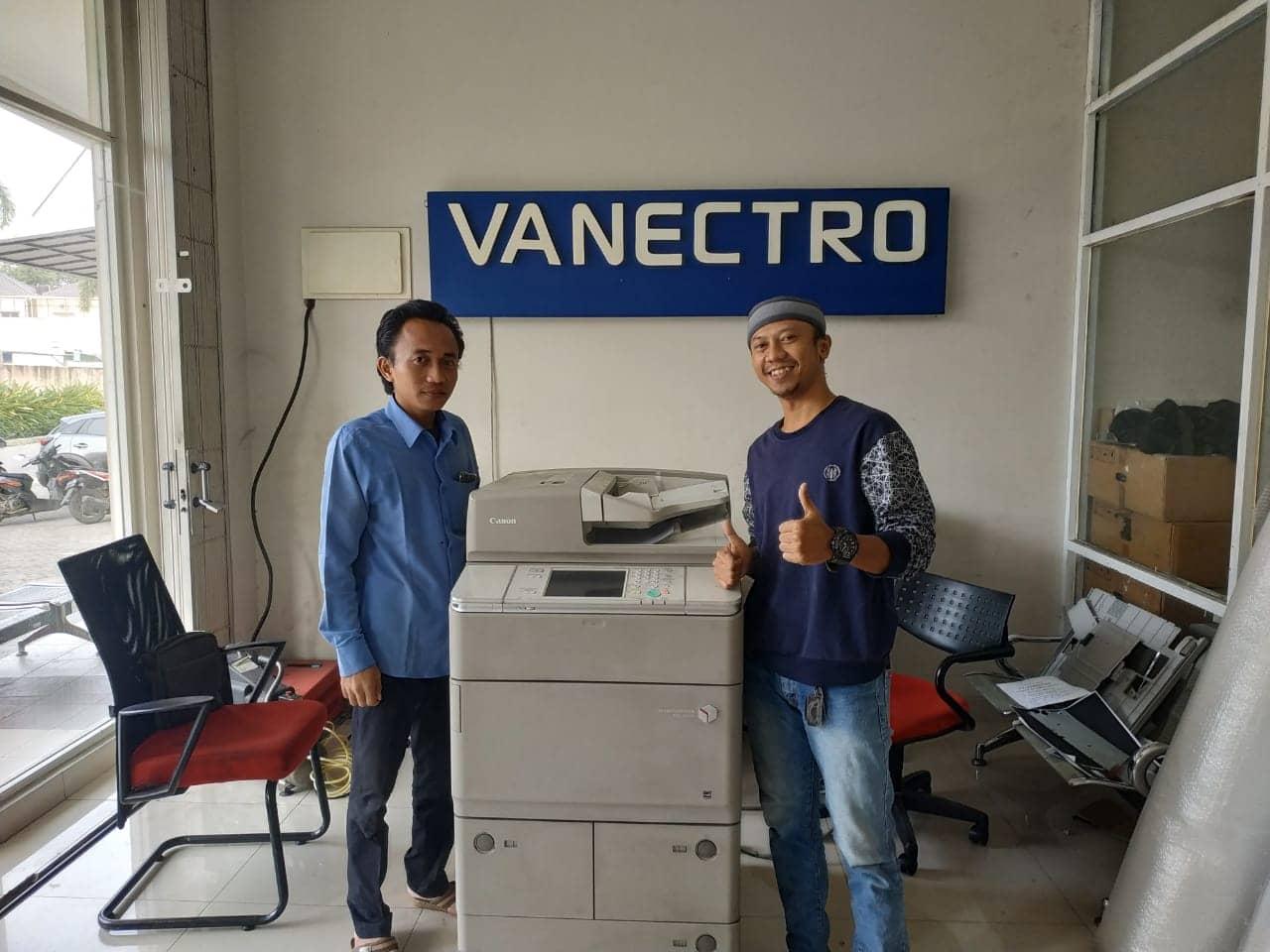 Pengiriman Penjualan Mesin Fotocopy Mesin Fotocopy Canon Ir 5050 Milik Bp. Hendro