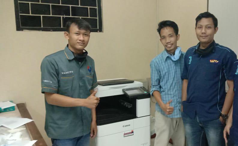 Pengiriman Penjualan Mesin Fotocopy Mesin Fotocopy Canon Ir 2625 Milik Bp. Imam