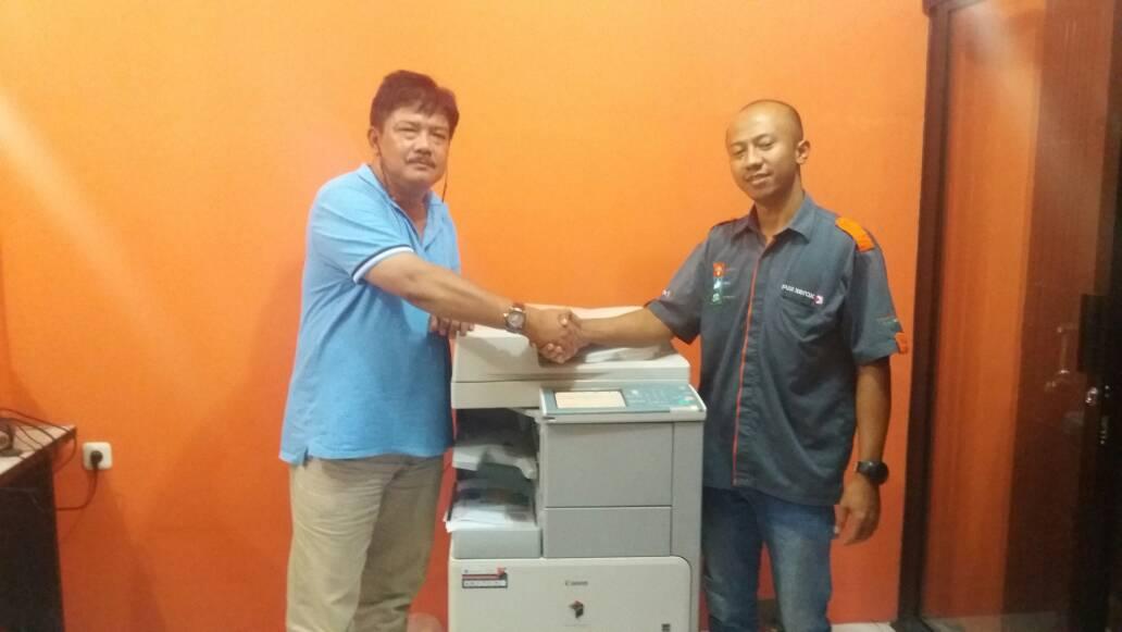 Pengiriman Penjualan Mesin Fotocopy Mesin Fotocopy Canon Ir 3245| 3235 Milik Bp. Wiji