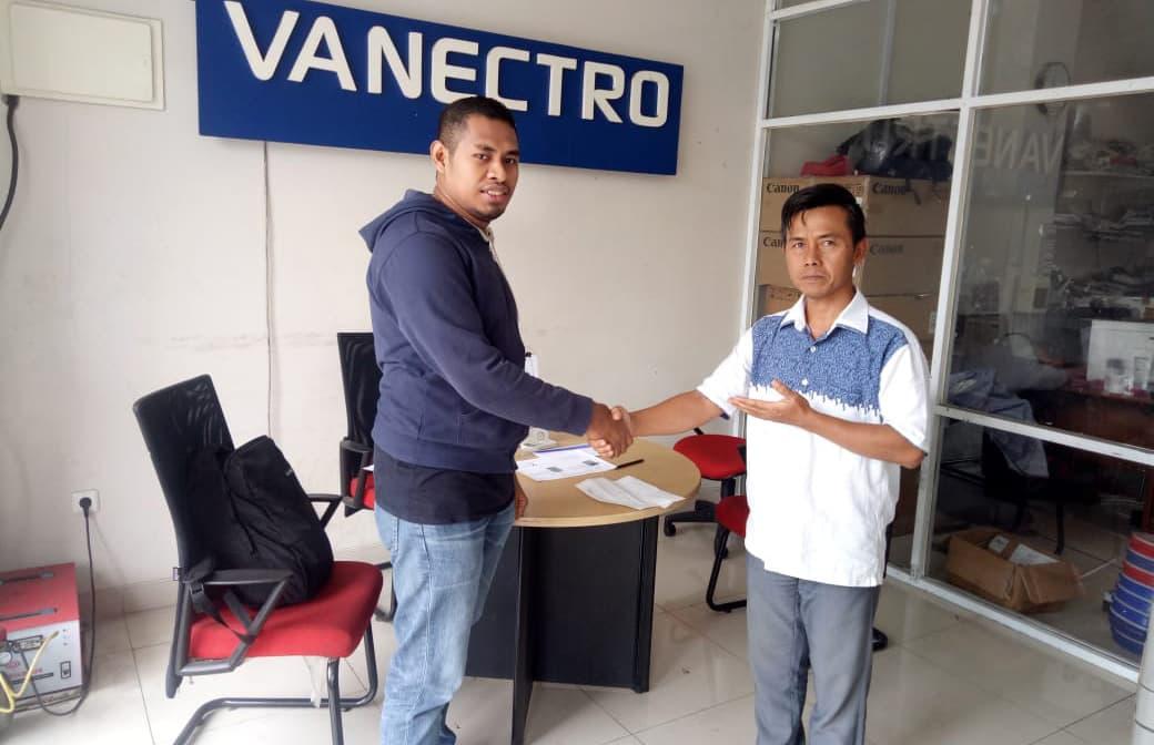 Pengiriman Penjualan Mesin Fotocopy Canon Ir 5000 | 6000 Milik Bp. Amran