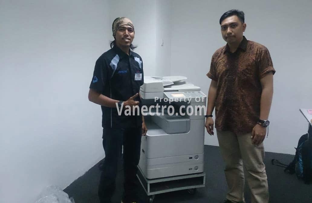 Pengiriman Penjualan Mesin Fotocopy Mesin Fotocopy Canon Ir 2530 + Platten Milik Bp. Andre