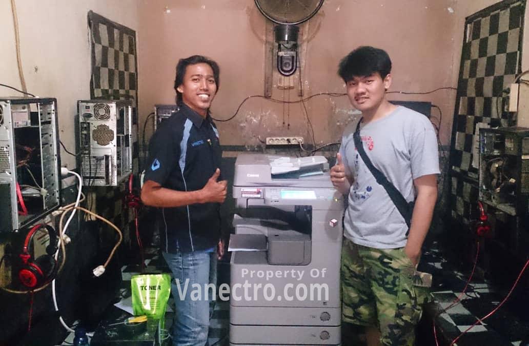 Pengiriman Penjualan Mesin Fotocopy Mesin Fotocopy Canon Ira 4035 | 4045 - Paket Usaha Fotocopy Milik Ardy Gaming