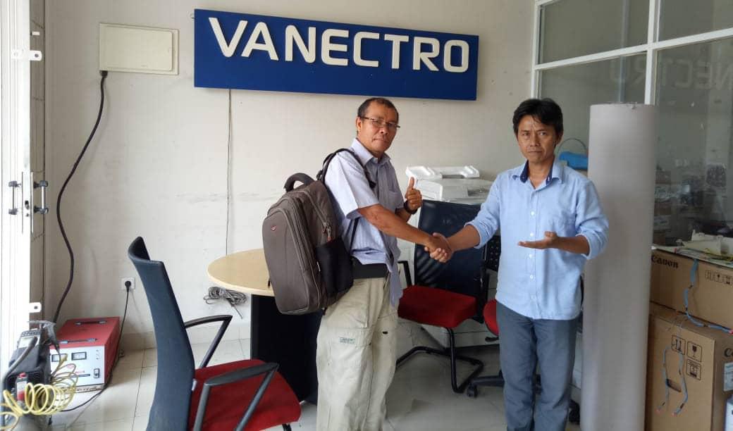 Pengiriman Penjualan Mesin Fotocopy Mesin Fotocopy Docucentre S2320 Cps | 1 Rak + Meja Milik Bp Jendrato