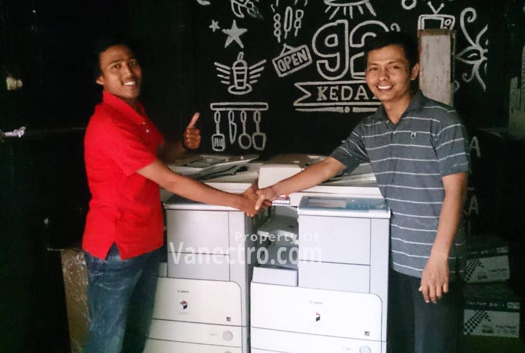 Pengiriman Penjualan Mesin Fotocopy Mesin Fotocopy Canon Ir 3245| 3235 Milik Bp Rony