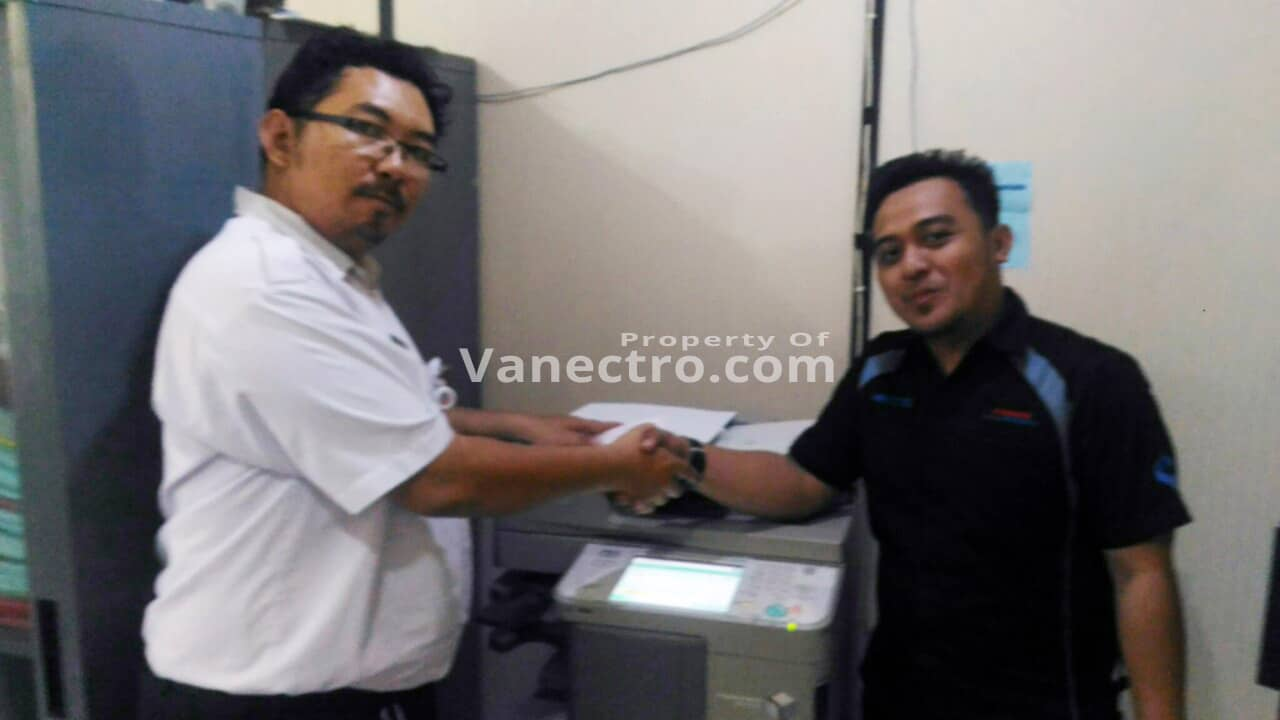 Pengiriman Penjualan Mesin Fotocopy Mesin Fotocopy Canon Ira 4035 | 4045 Milik Bp-sondang