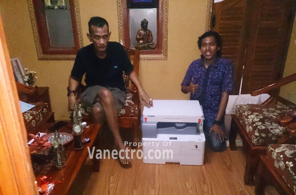 Pengiriman Penjualan Mesin Fotocopy Mesin Fotocopy Canon Ir 1435 Milik Bp Sukarja