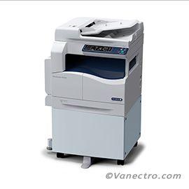 jual mesin fotocopy Fuji Xerox - DC S2010 CPS | 1 Rak + Meja