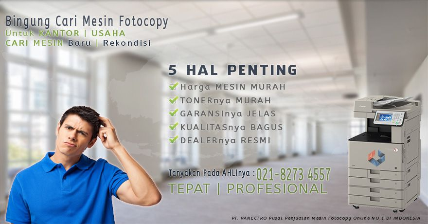 Jual Mesin Fotocopy di Cimahi, Harga Mesin Fotocopy di Cimahi Promo : Januari - 2020