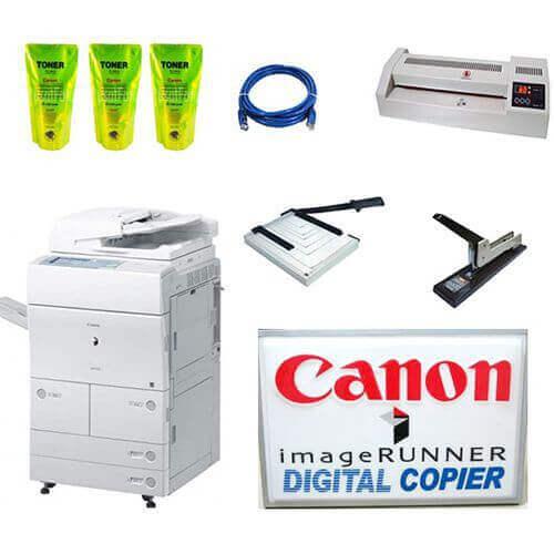 jual mesin fotocopy Canon - IR 5050 - Paket Usaha Fotocopy