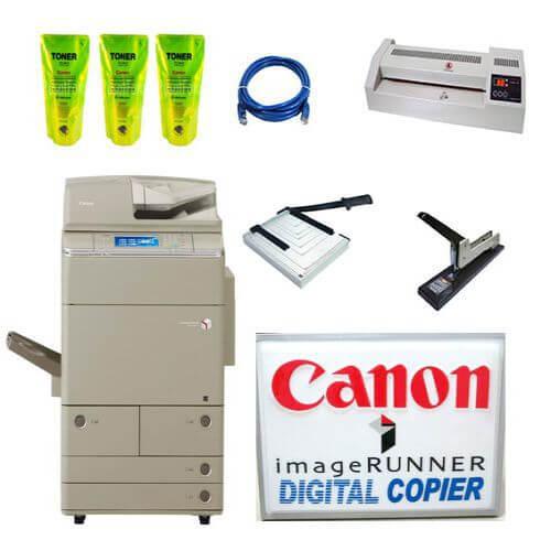 jual mesin fotocopy Canon - IRA 6075 | 6065 | 6055 - Paket Usaha Fotocopy